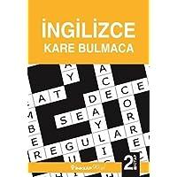İngilizce Kare Bulmaca - 2. Kitap