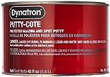 Dynatron 593 Putty-Cote - 1/2 Gallon