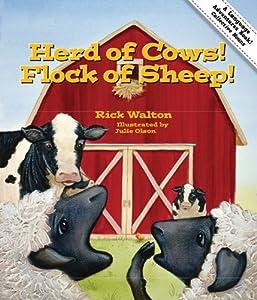 Herd of Cows, Flock of Sheep: Adventures in Collective Nouns (Language Adventures Book)