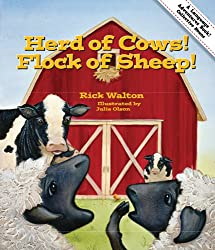 Herd of Cows, Flock of Sheep: Adventures in Collective Nouns (Language Adventures Book)