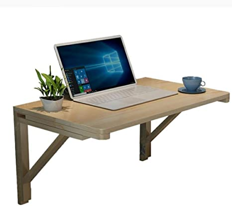 Mesas plegables Mesa abatible Pared Laptop Tabla Pared, Soporte ...