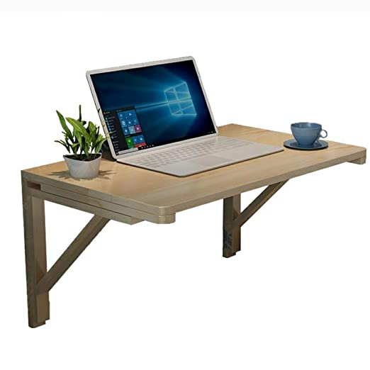 Mesas plegables Mesa abatible Pared Laptop Tabla Pared, Soporte ...
