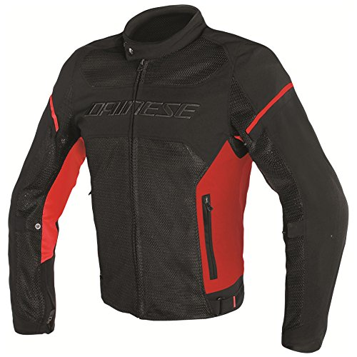 Air Dainese (Dainese Air Frame D1 Textile Jacket (60) (Black/Red/Red))
