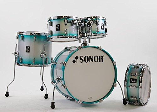 超格安価格 SONOR ソナー ドラムセット AQ2 FT14 STUDIO ASB [BD20 ドラムセット FT14 TT10 TT10&12 SD14 ダブルタムホルダー/ ラッカーフィニッシュ:アクアシルバーバースト] B0799J1HNX, Select Shop Makana:f3d62127 --- domaska.lt
