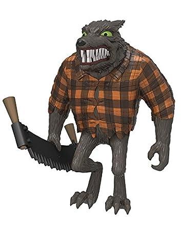 Amazon.com: Funko Reaction The Nightmare Before Christmas Wolfman ...
