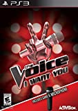 The Voice Bundle with Microphone - PlayStation 3