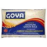 Goya Rice Medium Grain