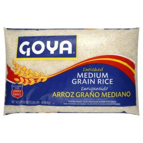Goya Rice Medium Grain