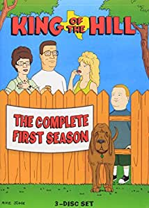 King of the Hill: The Complete First Season [Import]