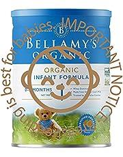 Bellamy's Organic stage 1 Infant Formula, 900g