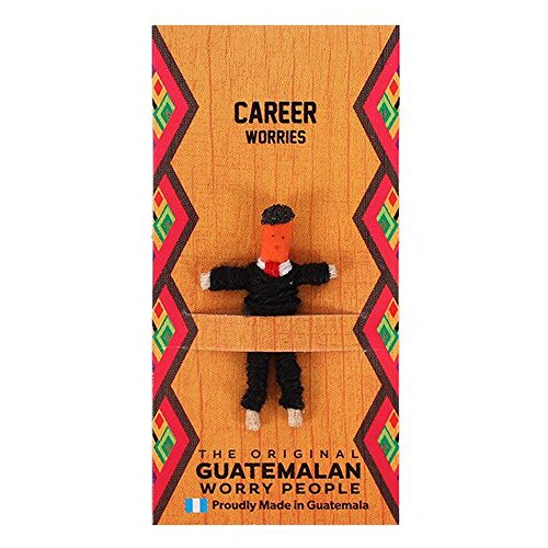 - The Original Guatemalan Worry People Worry Doll (One Size) (Career)