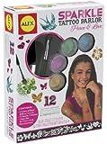 ALEX Toys Spa Fun Sparkle Tattoo Parlor Peace and Love