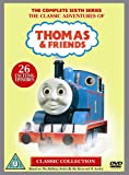Thomas The Tank Engine And Friends: Classic Collection - Series 6 [DVD]