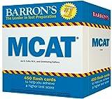 Barron's MCAT Flash Cards