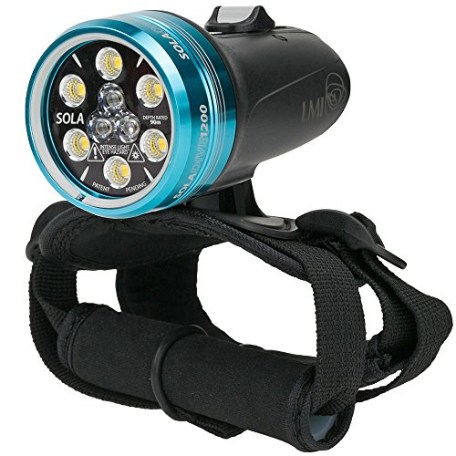 Light & Motion SOLA Dive 1200 S/F Underwater Light