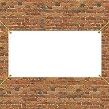 3' X 5' Vinyl Banner Blank - 13 Oz. Vinyl By BannerBuzz