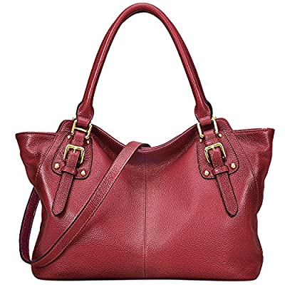 Jack&Chris Ladies Handbags and Purses Tote Bag for Women Leather Shoulder Bag