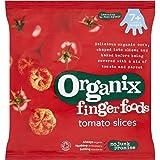 Organix Finger Foods Organic Tomato Slices 7mth+ (20g) - Pack of 6