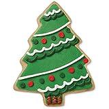 Wilton Christmas Holiday 18 pc Metal Cookie