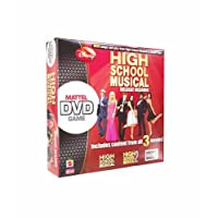 Disney High School Musical Wildcat Megamix DVD Juego de mesa