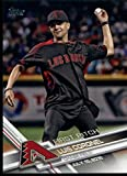 2017 Topps Baseball Series One First Pitch #FP-13 Luis Coronel Diamondbacks