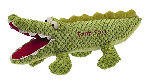 Maison Chic Alex the Alligator Tooth Fairy Plush