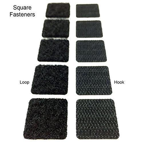 3-4-hook-loop-square-fasteners-50-sets-color-black