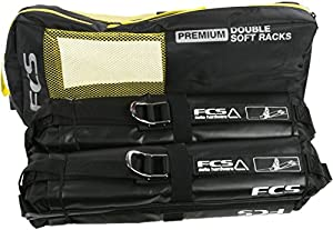 Amazon Com Fcs Premium Double Soft Surfboard Car Racks