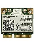 Intel Dual Band Wireless-AC 7260 867 Mbps+ Bluetooth 4.0 7260HMW Wireless WLAN Card