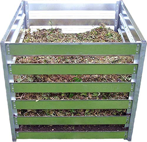 FARMERS FUN Metal compostador | galvanizado | Ampliable ...