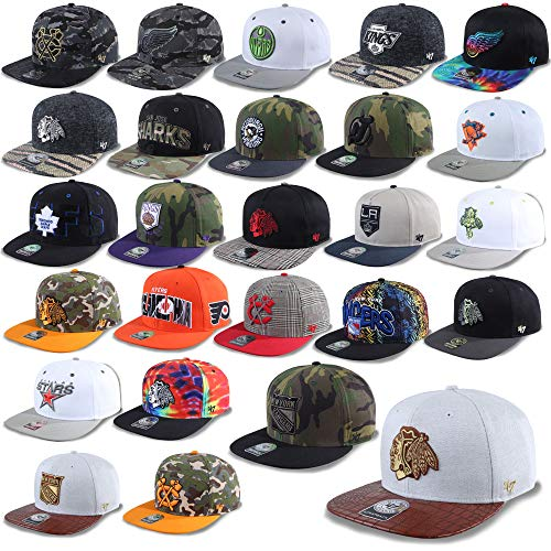 Dallas Cap Kings Snapback New varios Angeles Chicago Rangers 5 Sombrero 47 Modelos Etc Mujeres Hombres York Los Blackhawks Marca Stars Nhl wzExqX