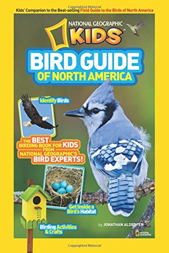 Kids Bird Guide Of North America make fun camping activities kids love and adults will too to keep from being bored and fun campfire games are just the start of tons of fun camping ideas for kids!