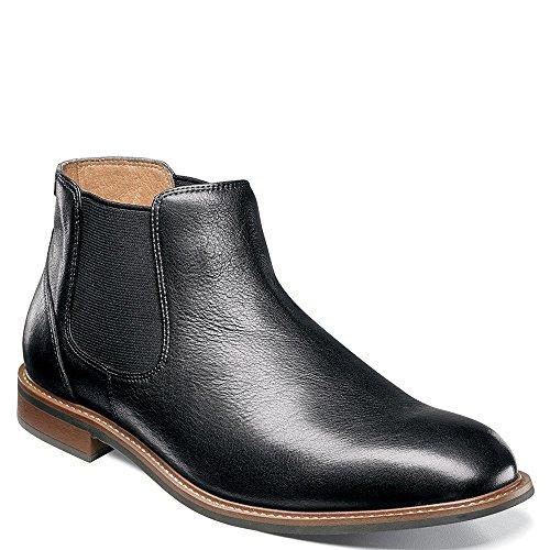 Flors Mens Frisco Gore Boot Svart Mjukt Läder
