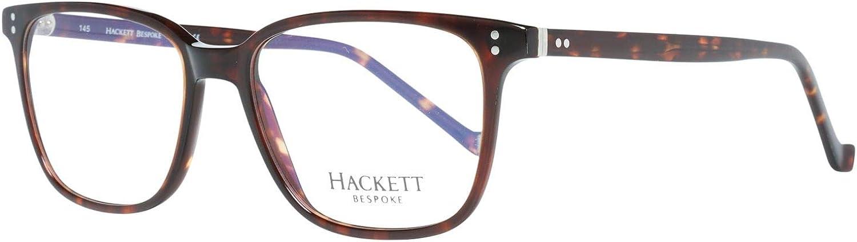 48 para Hombre Marr/ón Hackett HEB20418748 Monturas de gafas