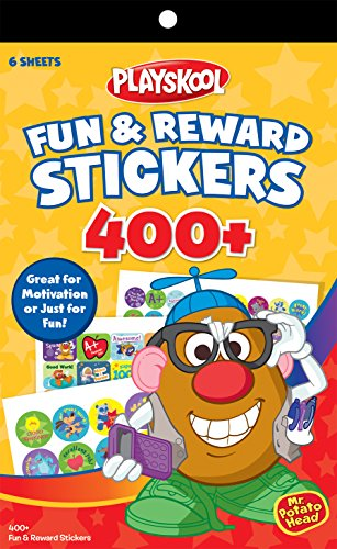 d Stickers Booklet (Kids Work Charts)