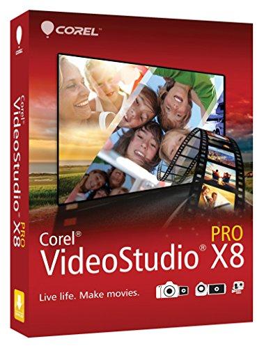 Price comparison product image Corel VideoStudio Pro X8 (Old Version)