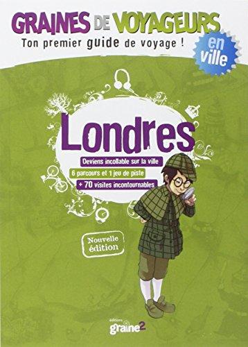 Graines de voyageurs Londres Bertrand Lauzanne