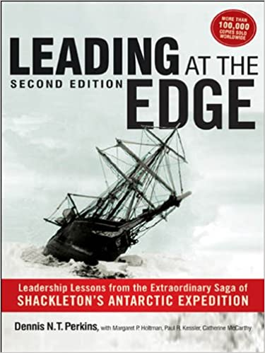 Download online Leading at The Edge PDF