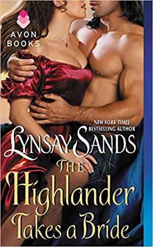 Image result for book cover the highlander takes a bride
