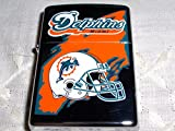 Zippo Miami Dolphins NFL 1999 Lighter