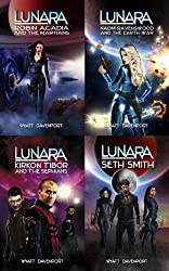 Lunara: The Sagittarius Quadrilogy (Lunara Collections Book 3)