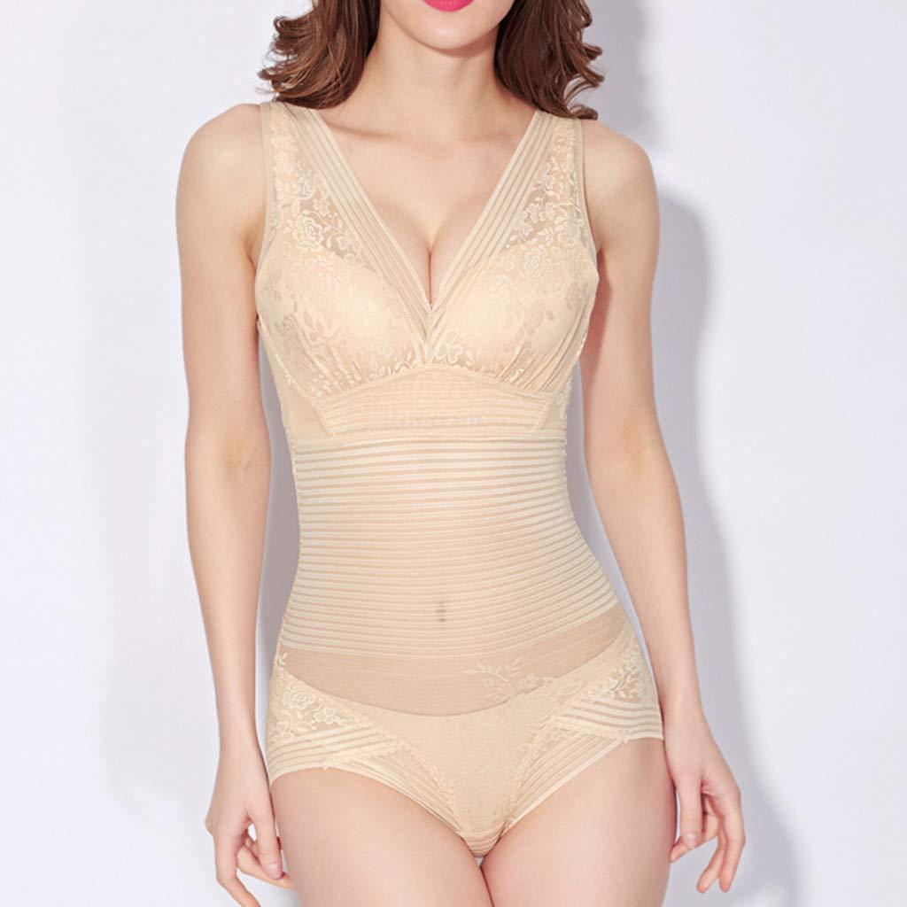 KPILP - Corsé Sexy para Mujer, sin Costuras, con Forma Abdominal y ...