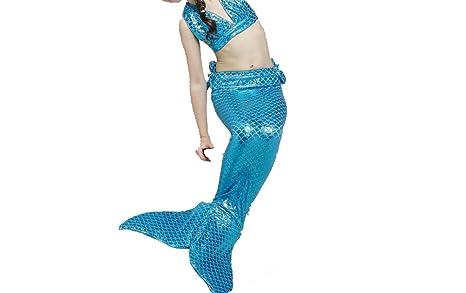 Costumi Da Bagno Per Bambini : Nuovo sirena coda bikini costume da bagno con sirena pinne da bagno