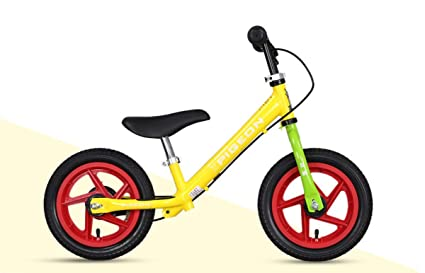 Amazon Com Rcin Balance Bike 2 3 4 5 6 Year Old Boys Girls