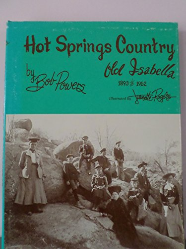 Hot Springs country