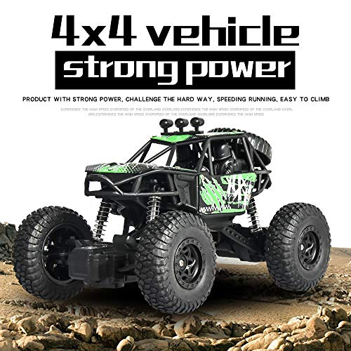 COLOR-LILIJ 2.4G 1:20 RC High Speed, Full-Scale Double-Wheeler Pickup Truck Car ,Remote Buggy,Best RC Buggy for On-Road and Off-Road Racing Rock Crawling