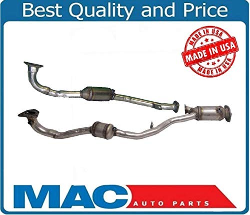 (Mac Auto Parts 2 Body Converters for Subaru Legacy Outback 2.5L 04-05 California Emissions ONLY)