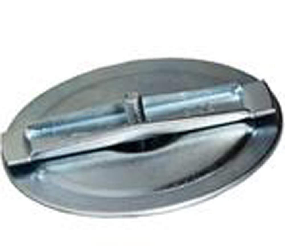 L.H. Dottie D90S Knockout Seal, 3-Piece, 3-1/2-Inch Diameter, Zinc Plated, 10-Pack