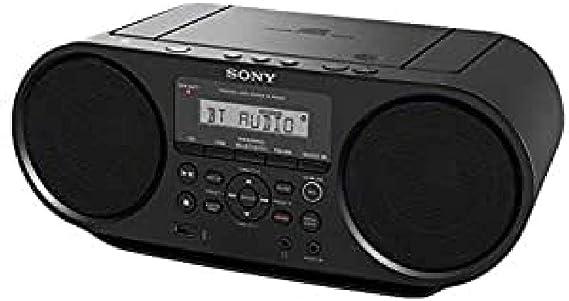 Sony Zs Rs60bt Kompaktanlage Heimkino Tv Video