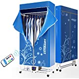 Portable Clothes Dryer 1200W Electric Laundry